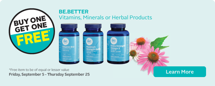 Be.better Vitamins