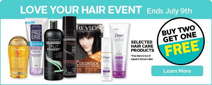 Love your Hair Event