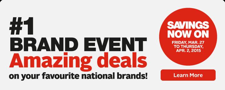 #1 Brand Event