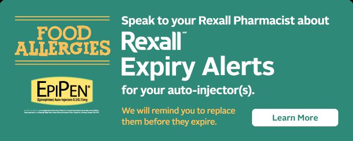 Expiry Alerts