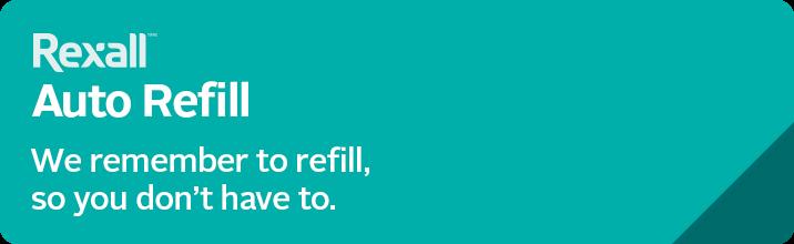 Rexall Auto Refill